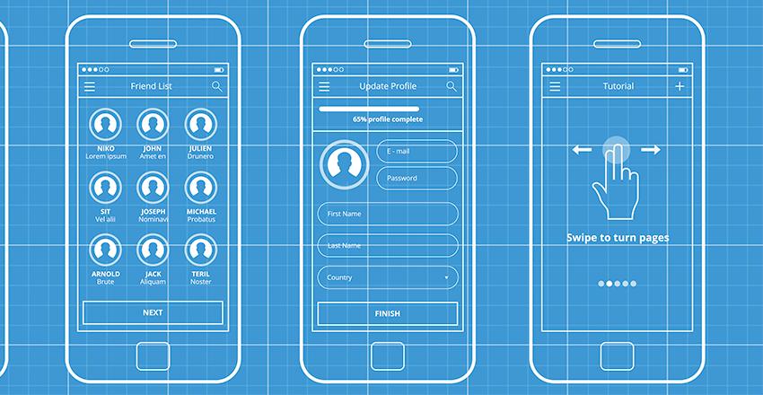 Zelf apps maken …